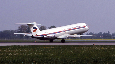 D-ALAT - British Aircraft Corporation BAC 1-11 Series 515FB - Paninternational