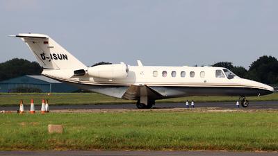 D-ISUN - Cessna 525A CitationJet 2 - Excellent Air