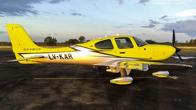 LV-KAR - Cirrus SR22-GTS G6 Carbon - Private