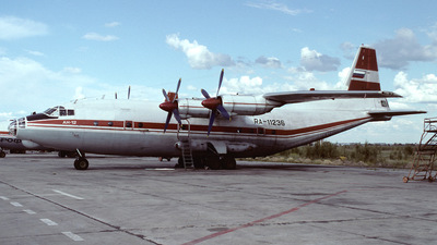 RA-11236 - Antonov An-12BP - Untitled