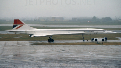 G-N94AD - Aérospatiale/British Aircraft Corporation Concorde - British Airways