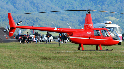 A picture of VHYZD - Robinson R44 - [2229] - © George Canciani