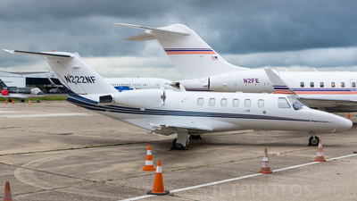 N222NF - Cessna 525A CitationJet 2 - Private
