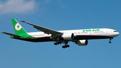B-16735 - Boeing 777-3ALER - Eva Air