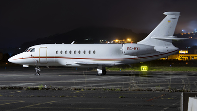 A picture of ECHYI - Dassault Falcon 2000 -  - © Leandro Hdez