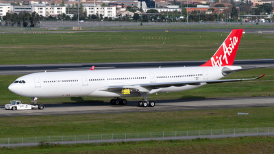 F-WWCS - Airbus A330-941 - Airbus Industrie