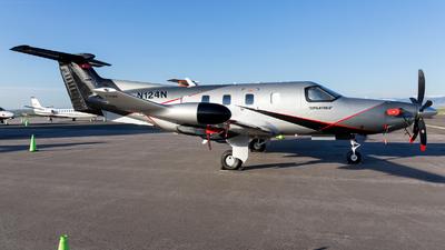 N124N - Pilatus PC-12 NGX - Private