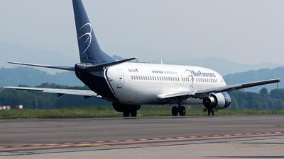 A picture of EIFVA - Boeing 7374Q8 - [24706] - © Giorgio Varisco