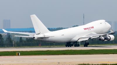 N716CK - Boeing 747-4B5F(SCD) - Kalitta Air