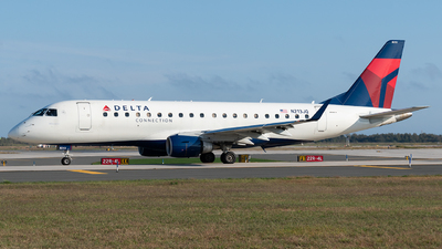 A picture of N213JQ - Embraer E175LR - Delta Air Lines - © Luis Bastardo