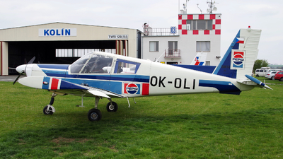 OK-OLI - Zlin 43 - Private