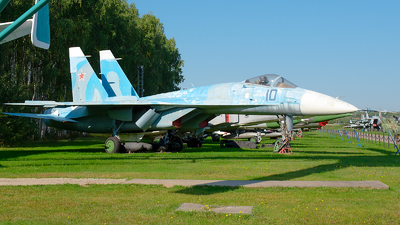 10 - Sukhoi T-10-1 - Russia - Air Force