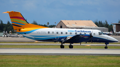 VQ-TDG - Embraer EMB-120ER Brasília - interCaribbean Airways