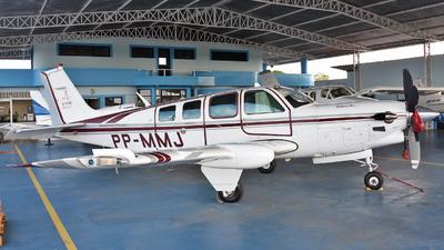 PP-MMJ - Beechcraft B36TC Bonanza - Private