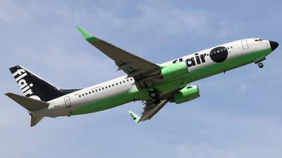 C-FFLJ - Boeing 737-86J - Flair Airlines