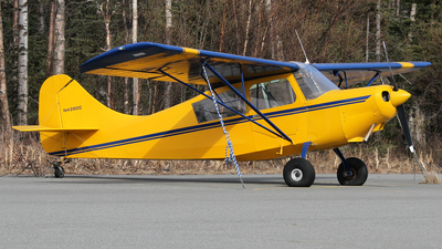 N4390C - Champion 7ec - Private