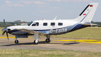 D-ESOB - Piper PA-46-500TP Meridian - Private