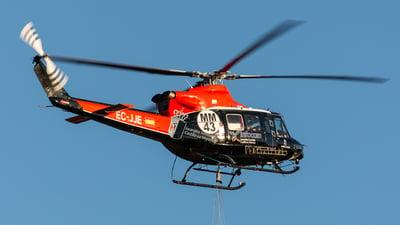 A picture of ECJJE - Bell 412 - [33004] - © Esteban Lamas