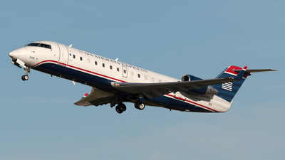 N256PS - Bombardier CRJ-200ER - US Airways Express (PSA Airlines)