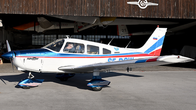 S5-DCW - Piper PA-28-161 Cherokee Warrior II - Private