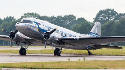 SE-CFP - Douglas DC-3 - Flygande Veteraner