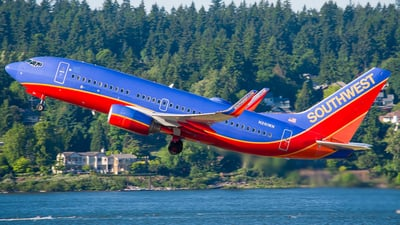 A picture of N261WN - Boeing 7377H4 - Southwest Airlines - © Ricardo Mungarro - MAS Aviation Press