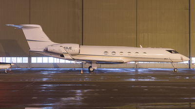 N59JE - Gulfstream G-V - Private