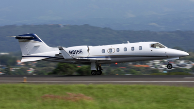 N815E - Bombardier Learjet 31A - Private