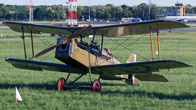 OK-HUP02 - Royal Aircraft Factory SE.5A Scout - Private