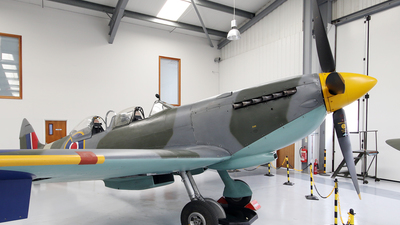 G-AIDN - Supermarine Spitfire Mk.VIII - Private