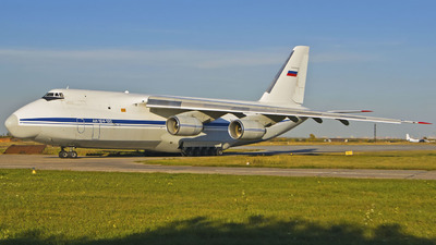 RA-82035 - Antonov An-124-100 Ruslan - Russia - Air Force