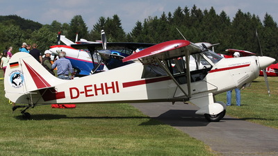 D-EHHI - Christen A-1 Husky - Private
