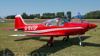 A picture of GBVDP - Falco F.8L - [PFA 10010879] - © Andrea Buzzacchi