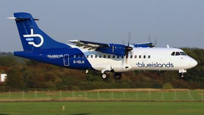 G-ISLH - ATR 42-320 - Blue Islands