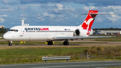 VH-NXR - Boeing 717-2BL - QantasLink