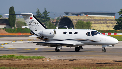 OE-FBD - Cessna 510 Citation Mustang - GlobeAir