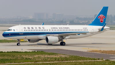 B-8547 - Airbus A320-214 - China Southern Airlines