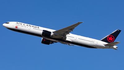 C-FIVX - Boeing 777-333ER - Air Canada
