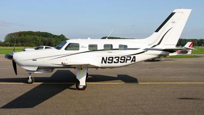 N939PA - Piper PA-46R-350T Matrix - Private
