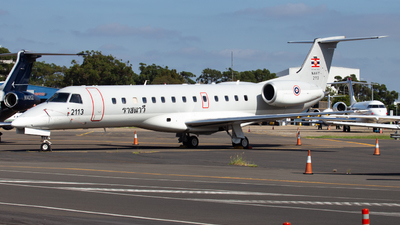 2113 - Embraer ERJ-135LR - Thailand - Royal Thai Navy