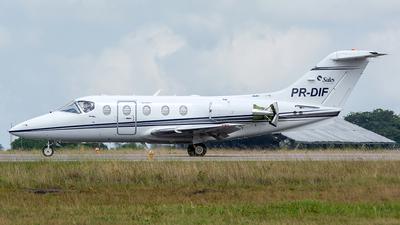 PR-DIF - Beechcraft 400A Beechjet - Sales Serviços Aéreos