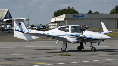 A picture of SEMLR - Diamond DA42 NG Twin Star - [42.N338] - © bruno muthelet