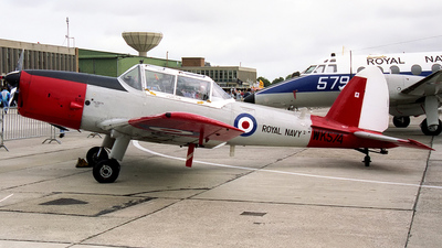 WK574 - De Havilland Canada DHC-1 Chipmunk - United Kingdom - Royal Navy