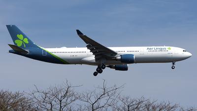 A picture of EIEIM - Airbus A330302 - Aer Lingus - © Mark Szemberski