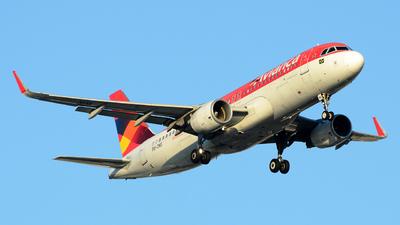 PR-ONS - Airbus A320-214 - Avianca Brasil