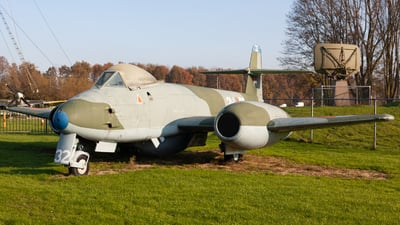 I-187 - Gloster Meteor F.8 - Netherlands - Royal Air Force
