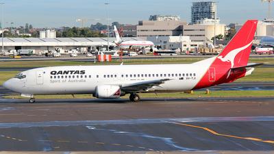 VH-TJI - Boeing 737-476 - Qantas