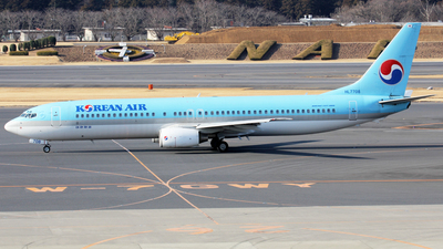 HL7708 - Boeing 737-9B5 - Korean Air