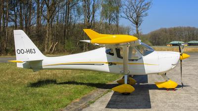 OO-H63 - B & F Technik FK-9 ELA - Aero Club - Ursel