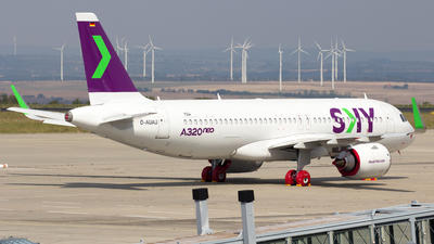 D-AUAU - Airbus A320-251N - Sky Airline